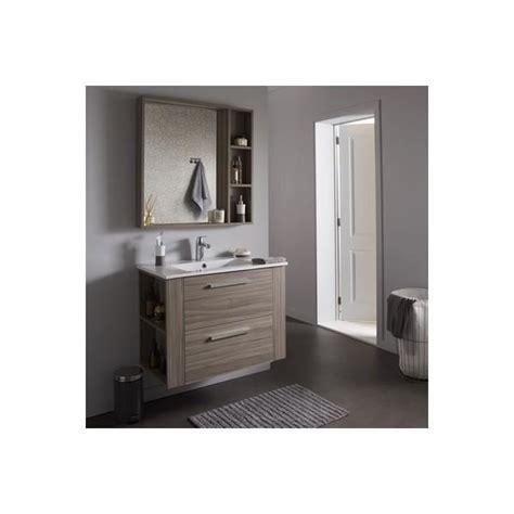 cdiscount meuble salle de bain vasque awesome meuble vasque plan gino salle de bain