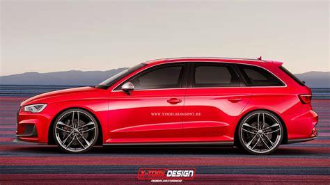 2018 Audi A3 Clubsport Quattro Concept Car Photos