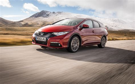 The Clarkson Review Honda Civic Tourer Ex Plus