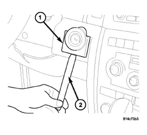 2007 Jeep Commander Starter Wiring by We A 2008 Jeep Commander And The Key Is Stuck In The