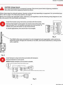 Pane Heat Pump Thermostat Wiring Diagram