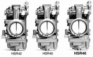 Mikuni Hsr Tm Carburetor 42mm 45mm 48mm Standard Or