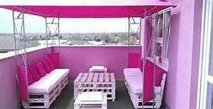 faire une terrasse a moindre cout 5 salon de jardin diy With faire une terrasse a moindre cout