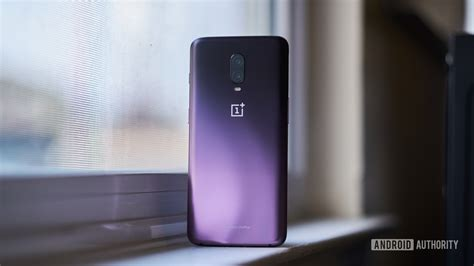 oneplus one gallery this is the beautiful oneplus 6t in thunder