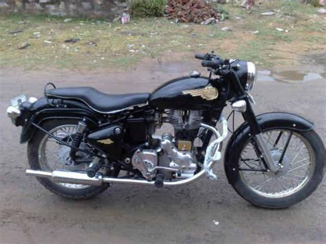 Enfield Bullet 350 Image by 1988 Enfield 350 Bullet Moto Zombdrive