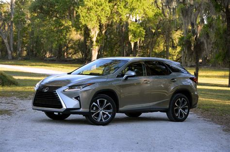 lexus suv rx 2017 2017 lexus rx 350 test drive review autonation drive