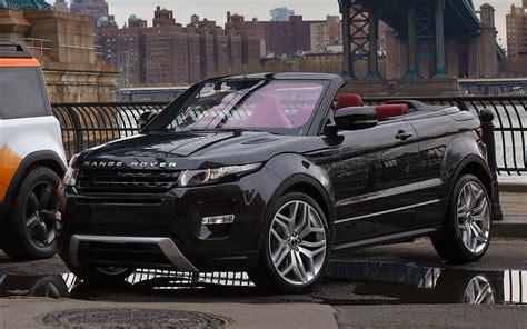land rover range rover evoque cabrio image