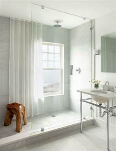 Window in shower shower curtain for privacy and to for Windows for bathroom showers