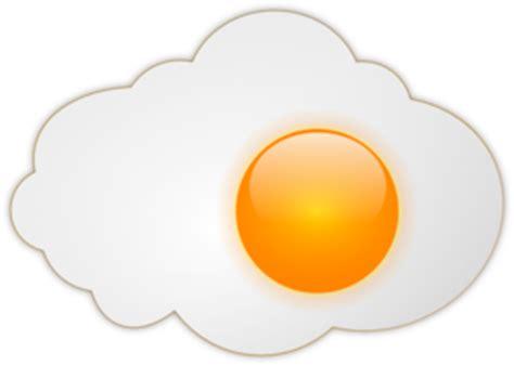 fried egg clip art  clkercom vector clip art