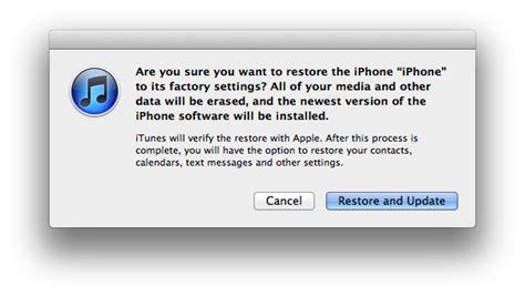 happens when you restore your iphone backing up and restoring your iphone