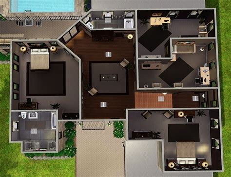 sims house plans   house plans