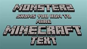 11 Minecraft Font Alphabet Images Minecraft Alphabet