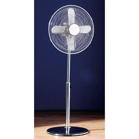 Oscillating Floor Fan by Chrome Oscillating Fans Images