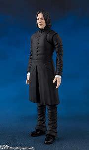 HARRY POTTER - Severus Snape S.H. Figuarts Action Figure ...