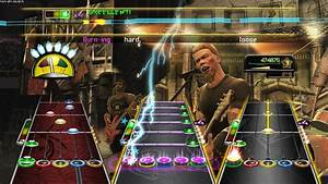Guitar Hero Metallica Screenshots Gallery Screenshot