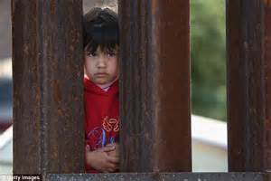 mexico border hit  surge  children making illegal