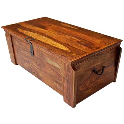 Living Room Amusing Storage Trunk Coffee Table Decor