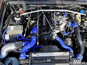 Volvo 700  940 Turbo Radiatorslanger