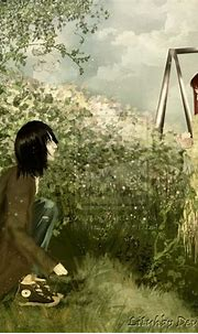 Lily and Snape - Severus Snape Fan Art (23875451) - Fanpop