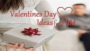 Valentines Day Ideas for Him | www.theperfumeexpert.com