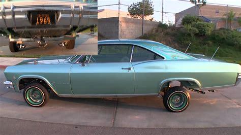 1965 Chevrolet Impala [for Sale]