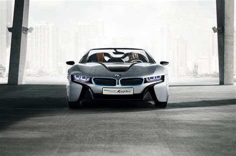 Bmw I8 Spyder Concept Pictures And Details