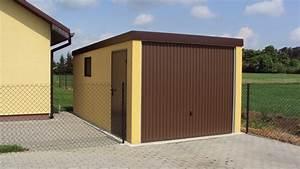 Stavba garáže náklady