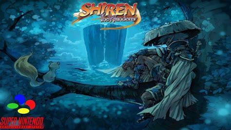 shiren the wanderer snes gem