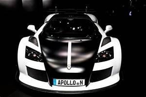 Apollo N debuts at 2016 Geneva Motor Show