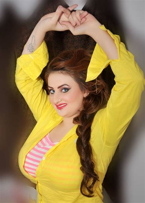 my official picture afreen khan official