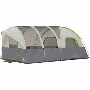 Dome Tunnel Family Tent 8 Person For Kids Adults Fits 3