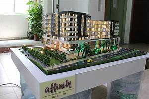 Acrylic Plastic Miniature House Building Models,Beautiful ...