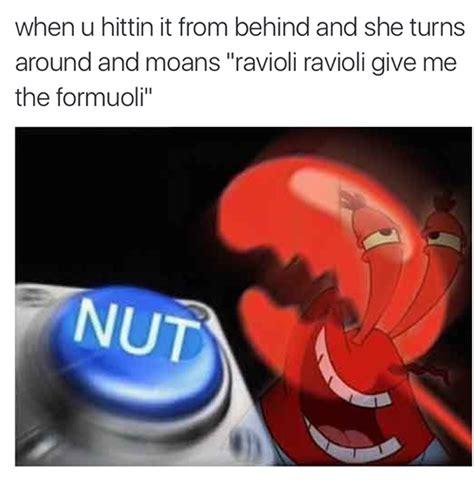 Button Meme - alfredo sauce nut button know your meme