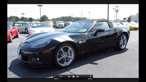 2011 Chevrolet Corvette Grand Sport Convertible Start Up