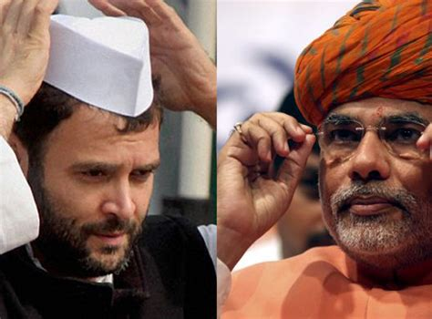 Rahul Gandhi Cv by Rahul Gandhi Vs Narendra Modi It S A No Contest Rediff