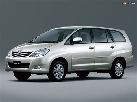 Toyota Kijang Innova Hd Picture by Pictures Of Toyota Innova 2008 1024x768