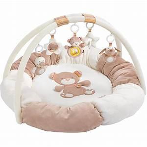 Tapis D éveil : baby sun tapis d 39 veil 3d teddy rainbow ~ Teatrodelosmanantiales.com Idées de Décoration