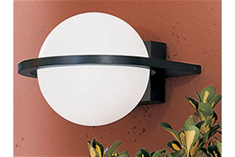 eglo lighting mistral modern anthracite outdoor wall light