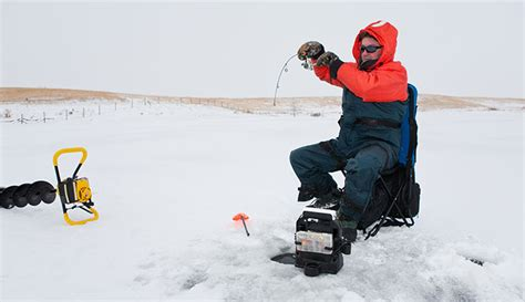 ice fishing reels   buying guide reviews