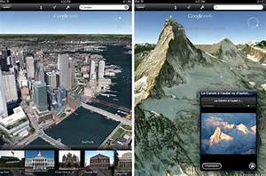Google Earth For Ios Updated With 3d City View And Tour Guide