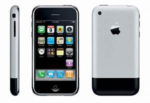 Apple iPhone's design - from the the 1st generation to ...
