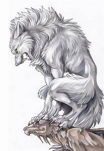 White Werewolf by Exileden.deviantart.com | WΣRΣШΩLVΣS ...