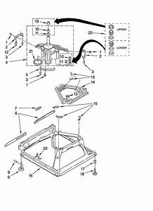 Shop For Crosley Residential Washer Repair Parts For Model