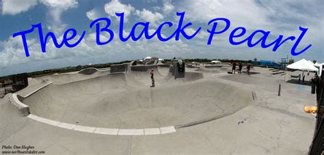 The Black Pearl Skatepark (The Grand Cayman Island)
