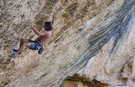 Chris Sharma Starts Blogging Aiguille Rock Climbing