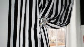 rideaux noir et argent maison design jiphouse