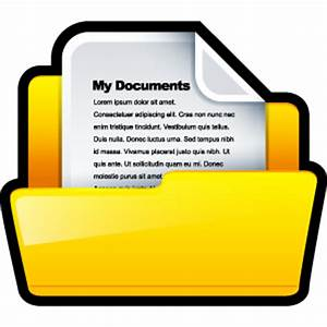 my document Icons, free my document icon download, Iconhot.com