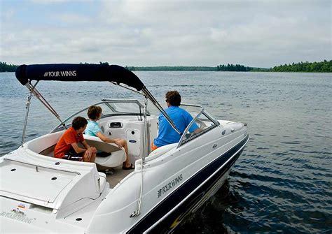 Boat Storage In Spanish by Boating Marinas Algoma Northern Ontario