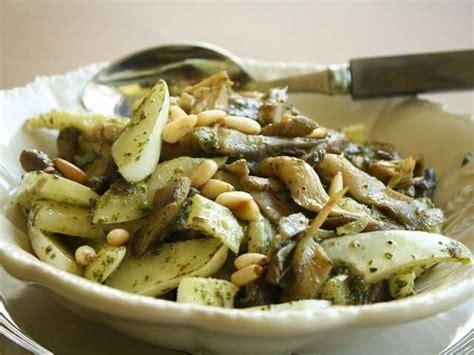 pignon cuisine recettes de pleurotes et sauté