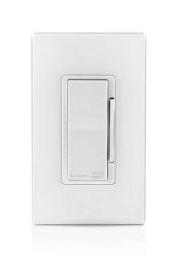 Leviton's New HomeKit-Enabled Light Switch and Dimmers Now Available - MacRumors